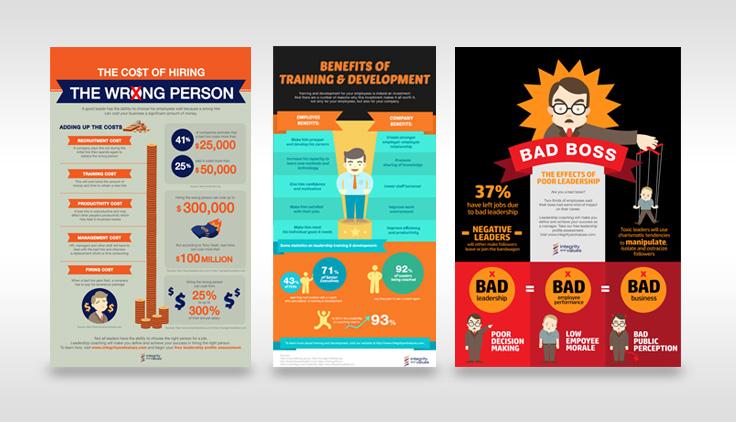 infographic design by Sydney digital agency