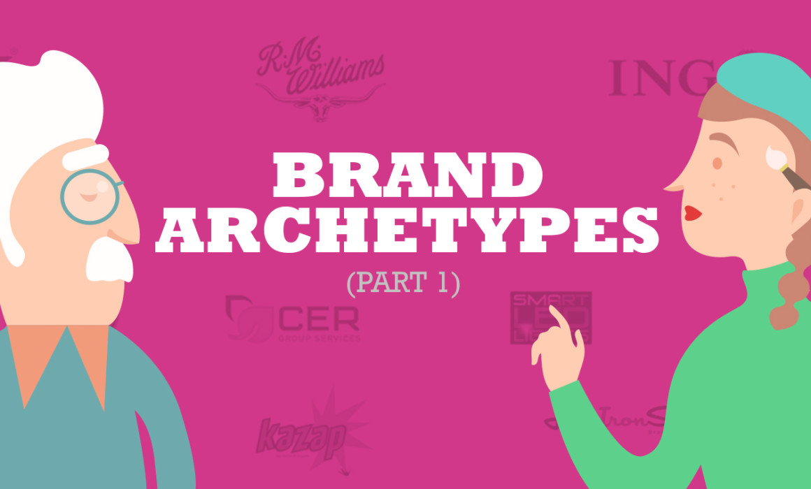 two brand archetypes examples: Sage and Creator