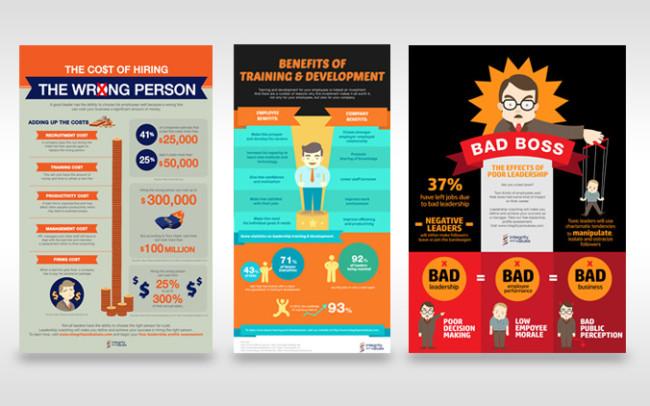 infographics creative design by Sydney creative agency Xortie
